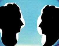 Women Talking (Silhouettes)