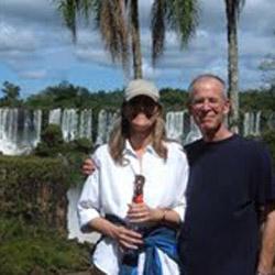 Honeymoon at Iguazu