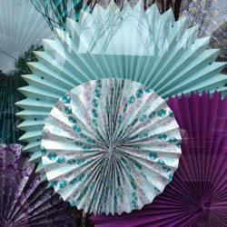 Spiral parasols