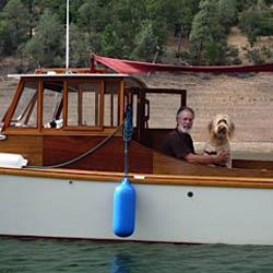 Boat passengers