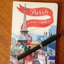 Paris Writing Pad