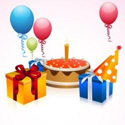 Birthday Festivities