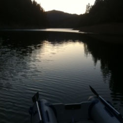 Raft-Eye View of River