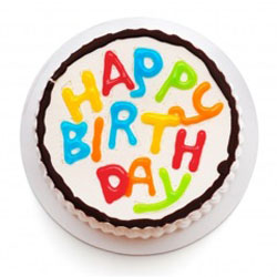 Happy Birthday Cake by antpkr at www.freedigitalphotos.net